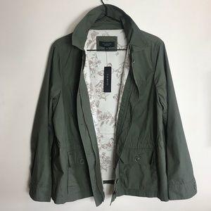 TALBOTS- Casual Utility Jacket